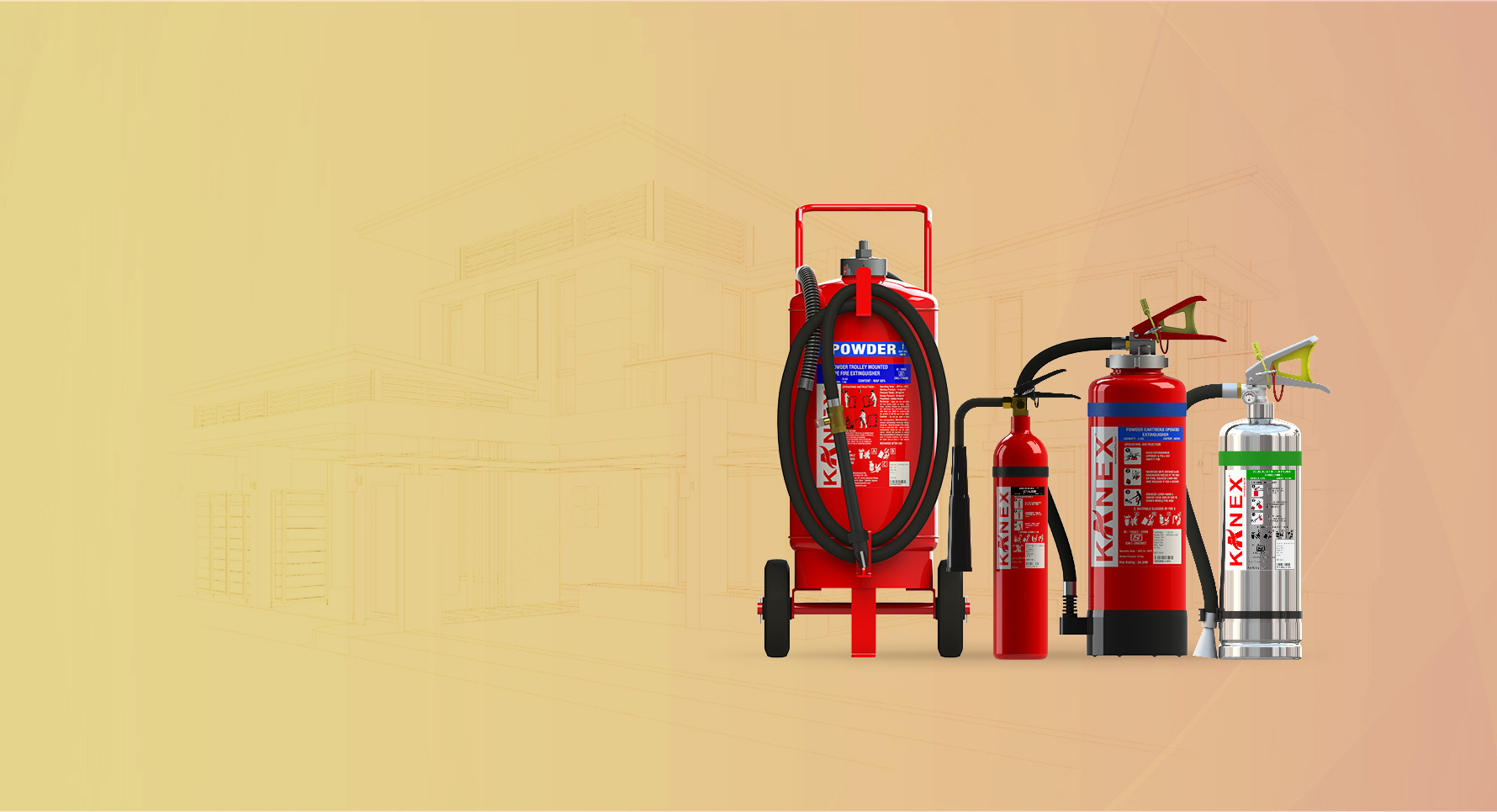 Leading Manufacturer of Fire Extinguishers