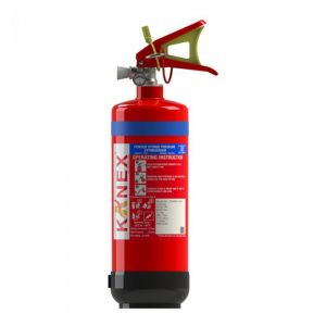 2 KG ABC Fire Extinguisher (MAP 50 Based Portable Stored Pressure)