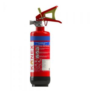 1 KG ABC Fire Extinguisher (MAP 50 Based Portable Stored Pressure)