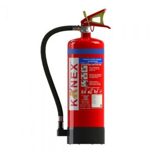 4 KG ABC Fire Extinguisher (MAP 50 Based Portable Stored Pressure)