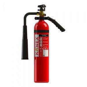 2 KG Co2 Fire Extinguisher (Stored Pressure)