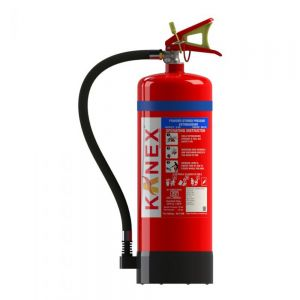 6 KG ABC Fire Extinguisher (MAP 50 Based Portable Stored Pressure)