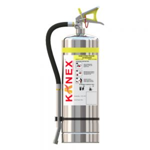 6 LTR. Kitchen Fire Extinguisher (K Class Type)