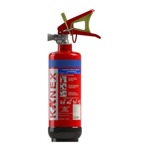 1 KG ABC Fire Extinguisher (MAP 90 Based Portable Stored Pressure)