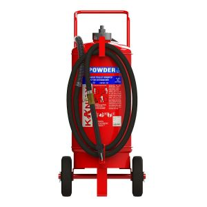 DCP PBC Based Mobile Fire Extinguisher