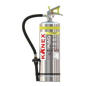 High Quality Foam Based Stored Pressure SS Fire Extinguishers to Extinguishing Fire