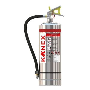 High Quality Water Based Stored Pressure SS Fire Extinguishers