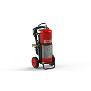 CAFS Mobile unit - 50 Ltr Fire Extinguisher for All Type of Fire - Trolly Fire Extinguishers