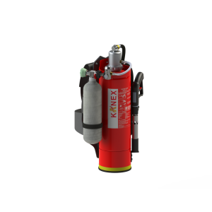 CAFS Back Pack Fire Extinguisher - Use as Mobile Fire Extinguisher