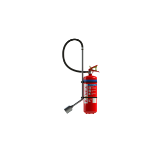 4 KG D Type Fire Extinguisher (Stored Pressure)