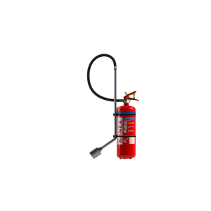 6 KG D Type Fire Extinguisher (Stored Pressure)