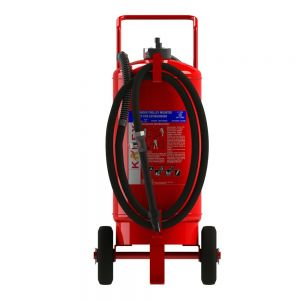 50 KG ABC Fire Extinguisher (Map 50 Based Mobile)