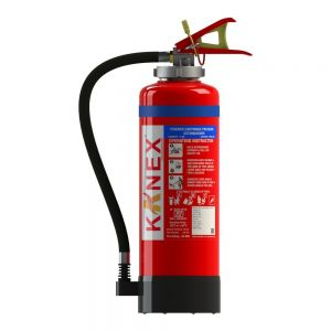 6 KG ABC Fire Extinguisher (Map 50 Based Cartridge Operated)