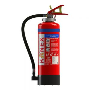 6 KG DCP Fire Extinguisher (PBC Based Portable Cartridge Operated)