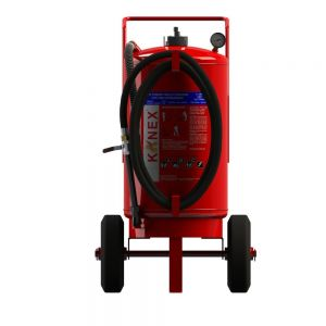 75 KG ABC Fire Extinguisher (Map 90 Based Mobile)