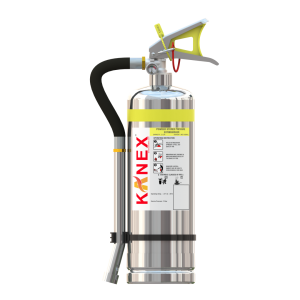 Kitchen Fire Extinguisher for K Type SS Fire Extinguisher - Fire Tracer for Kitchen Fire