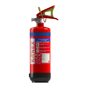 Monnex Type Fire Extinguisher Based on Dry Powder Fire Extinguishing