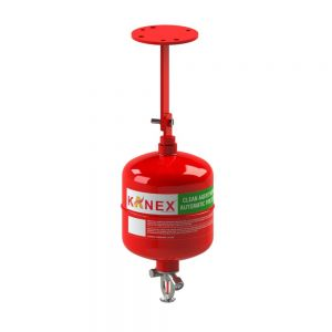 2 KG Automatic Modular Fire Extinguisher (Clean Agent Type FE 36)