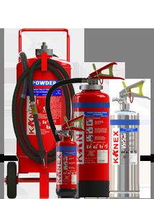 ABC Powder Fire Extingushers