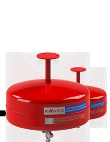 Automatic Modular Type Fire Extinguishers