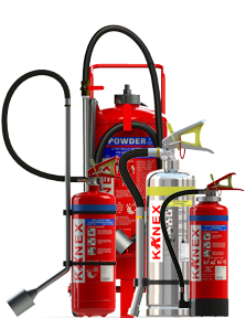 Special Application Fire Extinguishers