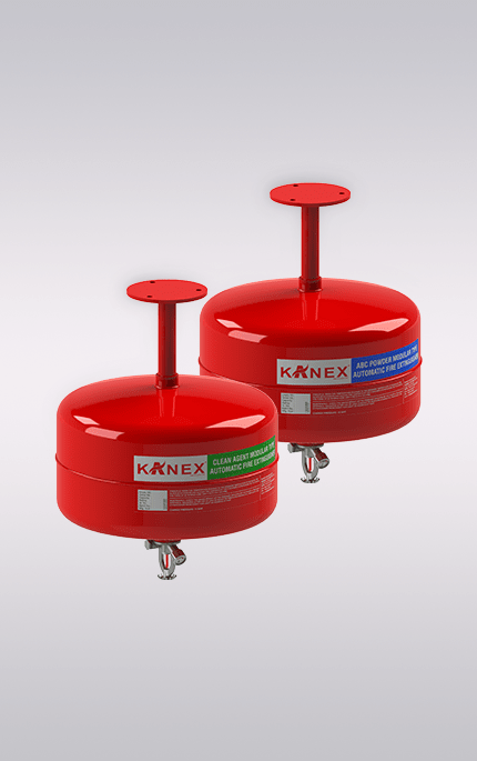 Modular Type Fire Extinguishers