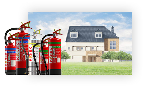 Fire Extingusher For Home & Car