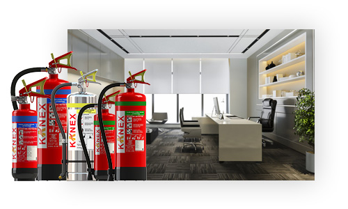 Fire Extinguisher For Offices and Shops