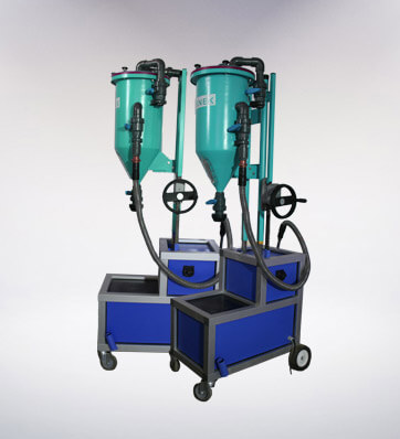 Extinguisher Filling Machine