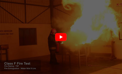 FIRE TESTING FACILITIES