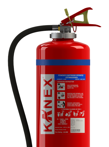ABC MAP 90 Based Cartridge Operated Fire Extinguishers