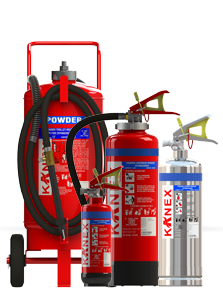 ABC Powder Fire Extingushers
