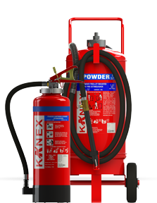 BC Powder Fire Extinguishers