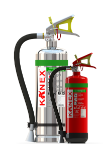 Clean Agent Fire Extinguishers