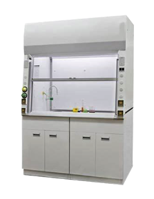 Fume Hoods ILP at Kanex Fire